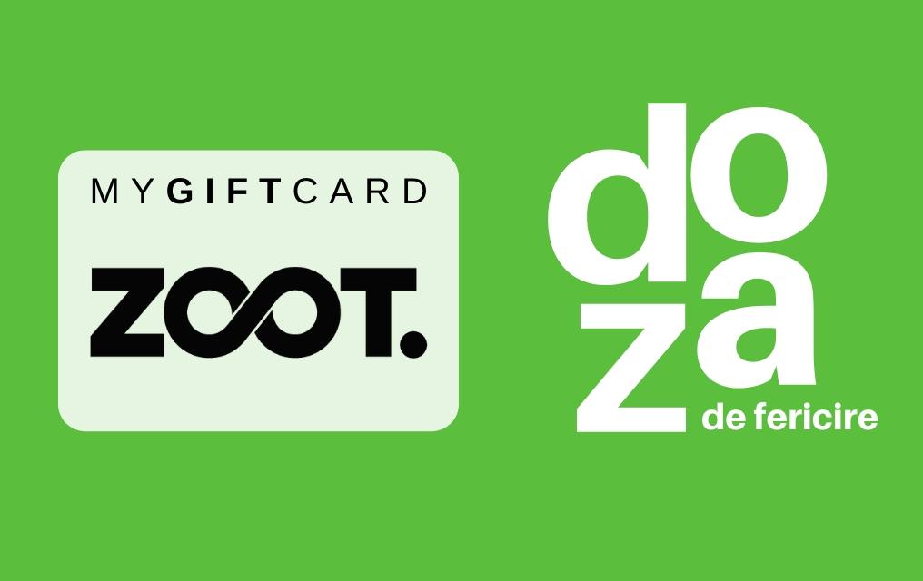 ZOOT.ro – doza ta de fericire!